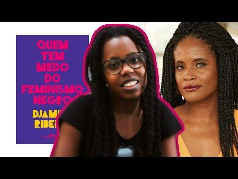 Falando Sobre Livros - #7- Quem tem medo do Feminismo Negro? - Djamila Ribeiro