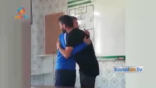 Aykut Kocaman ile Selim Ay'ın komik karşılaşması