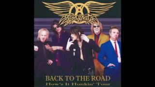 Aerosmith 15 Mother Popcorn Darien Lake 2004