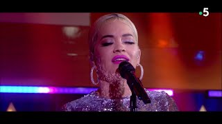 """""""Let You Love Me"""" (live) Rita Ora - C à Vous - 21/12/2018"""