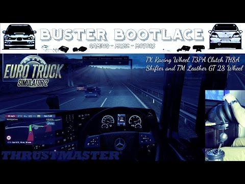 Euro Truck Simulator 2 - How to use H-shifter gearbox + best
