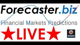 FORECASTER LIVE - Registrazione puntata del 22.12.2015
