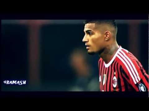 Kevin Prince Boateng the best player of A.C. Milan [[HD]]