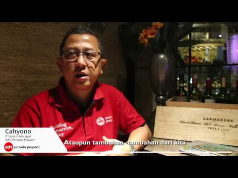 Cahyono - IT System Manager Adhi Persada Properti