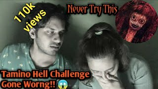 Tamino's Hell Poem Challenge Gone Wrong | Haunted Game | 3 AM Challenge | Bloody Techs