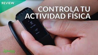 Fitbit Charge 3, EXPERIENCIA DE USO: IMPECABLE seguimiento de actividades FÍSICAS