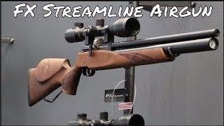 FX Streamline - Lightweight Hunting Multi Shot PCP