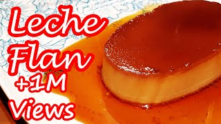 HOW TO MAKE SMOOTH CREAMY LECHE FLAN!!!