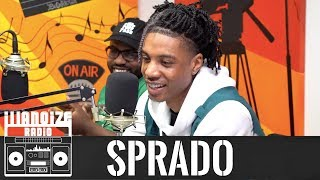 Sprado on new name, management, working with Jeremih and more | iLLANOiZE Radio