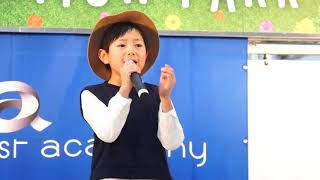 熊谷俊輝「Be The One (PANDORA feat. Beverly)」2018/03/21 avex special stage JR大阪駅 時空の広場