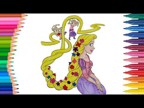 Kırmızı Başlıklı Kız çizgi Film Ve Masal Karakteri Boyama Sayfası