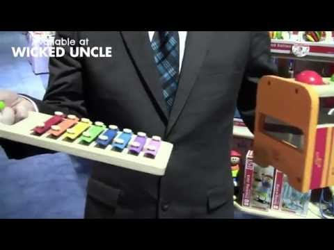Youtube Video for Pound 'n Tap Bench with Xylophone