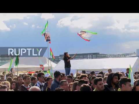 Germany: Thousands gather in Cologne for 25th Kurdish Culture Festival