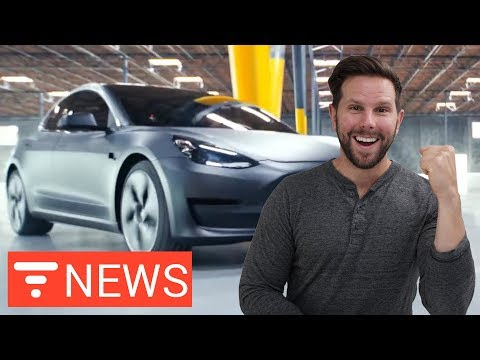 Performance Tesla Model 3 On Sale This Week! …And Other Tesla News