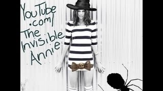 The Invisible Annie - Scary School Girls