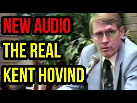 New Audio: Kent Hovind Viciously Attacks Family For Filthy Lucre