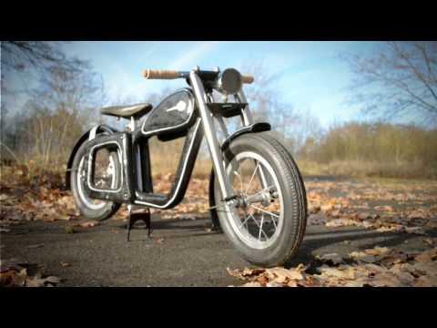 Oldtimer Laufrad | MZ RT 125