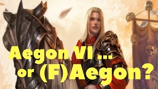 Young Griff or Aegon VI? Who is (f)Aegon?