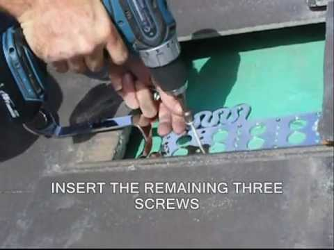How to Install a SafetyLink TileLink Height Safety Roof Anchor