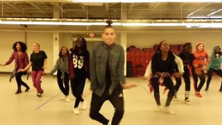 Fuzion City -  Gossip Folks Choreography