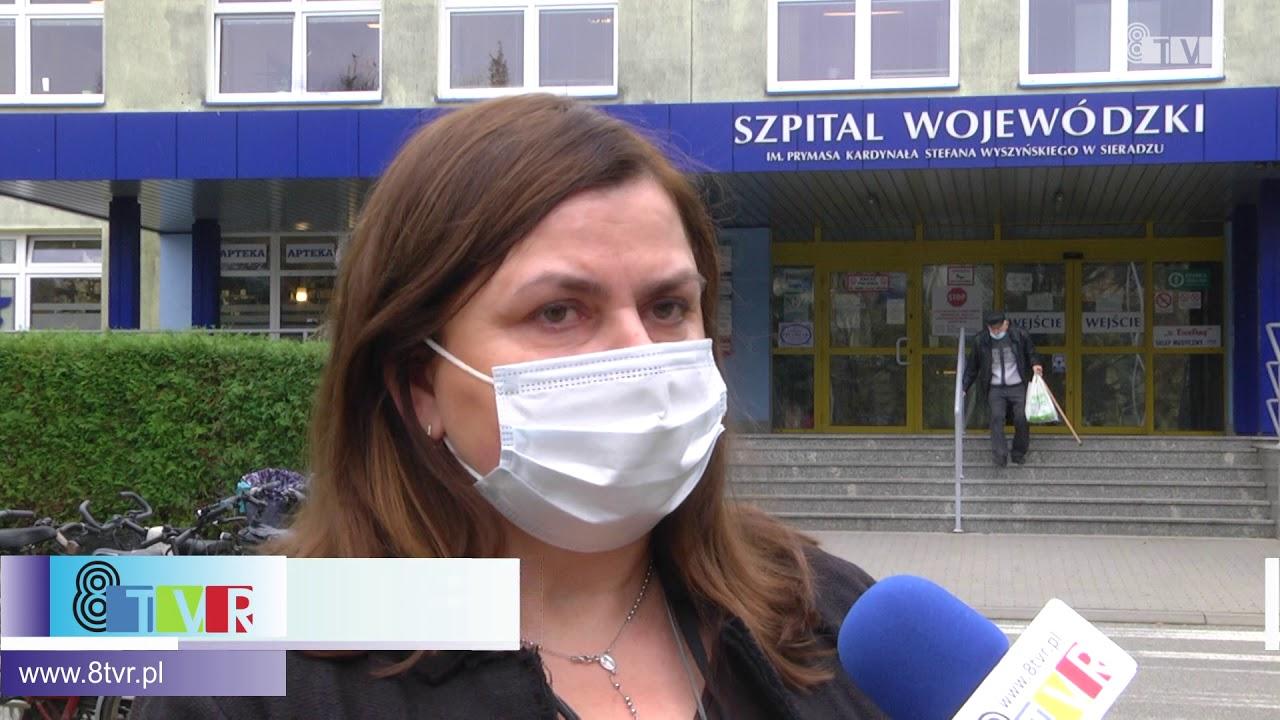 Informacja Szpitala Wojewódzkiego w Sieradzu