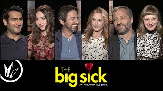 THE BIG SICK: Sit Down with the Stars - Regal Cinemas [HD]