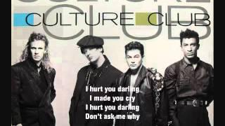 CULTURE CLUB - MOVE AWAY (KARAOKE)