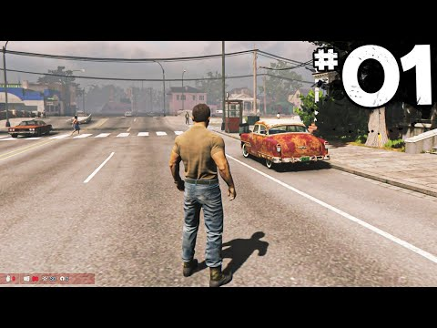 Mafia 3 - Part 1 - MY FIRST TIME PLAYING THIS GAME