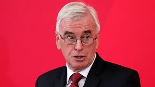 video: General election 2019: John McDonnell launches attack on billionaires as leaders prepare for ITV election debate - watch live