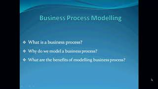 BUSINESS ANALYSIS – CLASS 3