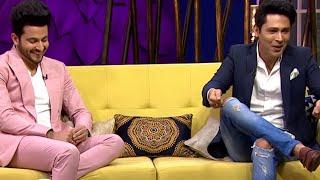Juzz Baatt - Dheeraj Dhoopar, Sudeep Sahir Hindi Zee Tv Serial Talk Show Rajeev Khandelwal | Ep - 5