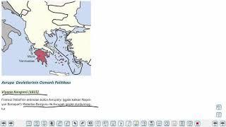 Eğitim Vadisi TYT Tarih 12.Föy Uluslararası İlişkilerde Denge Stratejisi 1 Konu Anlatım Videoları