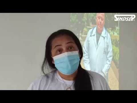Em homenagem à vítima do HM Campo Limpo, Sindsep pede basta a mortes de trabalhadores da saúde
