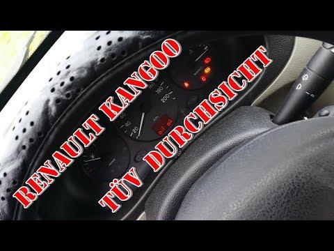 Renault Kangoo TÜV Durchsicht