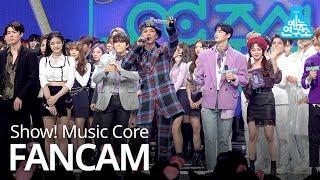 Gambar cover [예능연구소 직캠] MINO - FIANCÉ, 송민호 - 아낙네 No.1 encore ver. @Show Music core 20181215