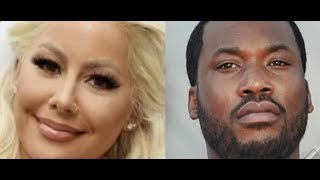 Meek Mill DELETES Social Media After Tweet, New Album? Amber Rose EXPOSES FAKE Friends