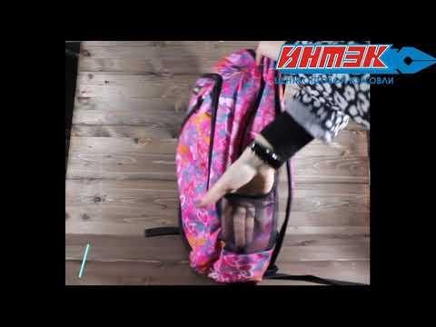 """Рюкзак молодежный """"Casual"""" розовый Арт.83101"""