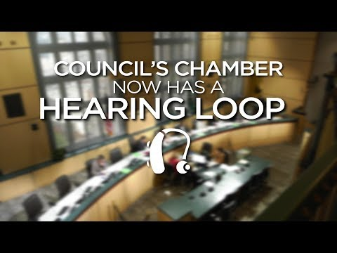 """Hearing Impaired Are Now """"Looped-in"""" in King County"""