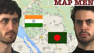 India/Bangladesh - The world's worst border