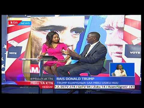 Mbiu ya KTN: Ndindi Nyoro achanganua manufaa Donald Trump ataletea Marekani kama rais