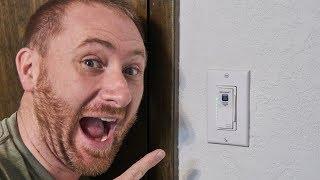 Leviton Decora Smart Switch Install