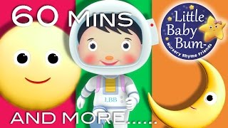 Learn with Little Baby Bum   The Moon Song   Nursery Rhymes for Babies   Songs for Kids