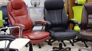 "Кресло руководителя Special4You Gracia cappuccino E6095 от компании Компания ""TECHNOVA"" - видео"