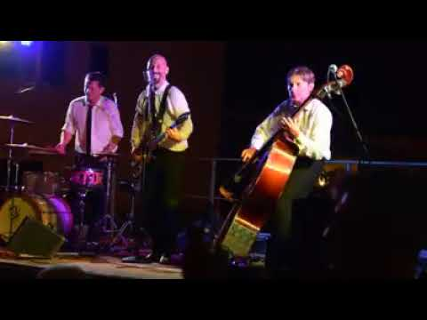 Ivan WildBoy trio Trio rockabilly Torino musiqua.it