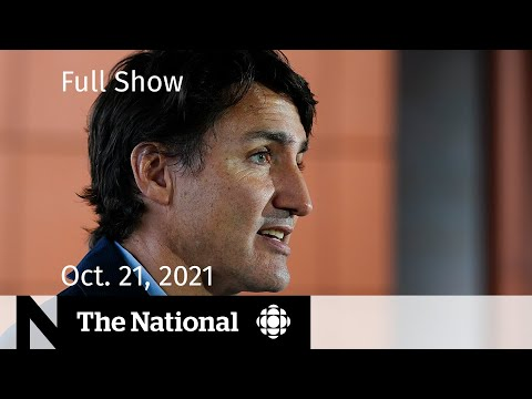 CBC News: The National | Pandemic supports changing, Sask. ICU crisis, Queen hospitalized