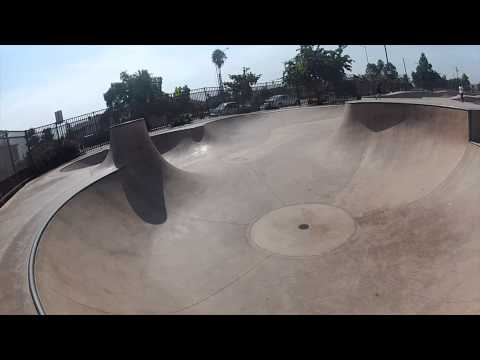 San Diego Memorial Skatepark (California, USA)