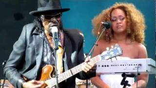 Chuck Brown, It Don't Mean A Thing, Prospect Park, Brooklyn, NY 7-30-11