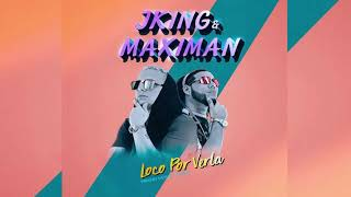 Loco Por Verla (Audio) - J King y Maximan (Video)