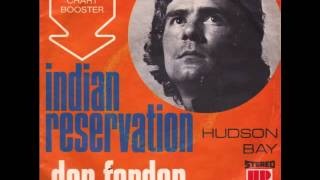 Don Fardon - (The Lament Of The Cherokee) Indian Reservation