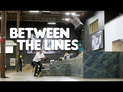 Donta Hill And Friends Shred Hidden Gems In The Park | Between The Lines
